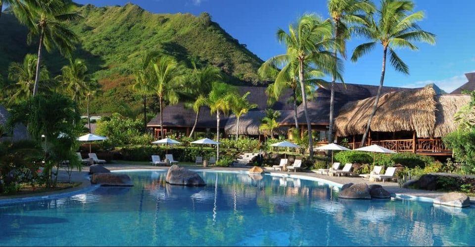Hilton Moorea Lagoon And Spa 5 Star Resort French Polynesia